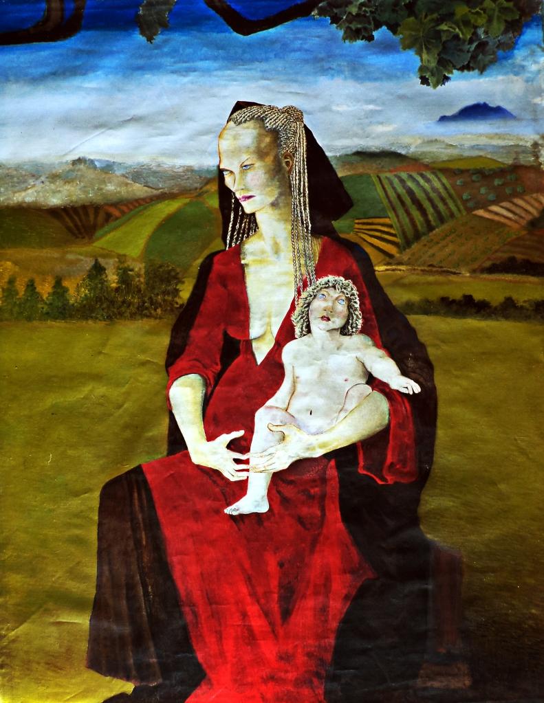 Madonna del pergolato